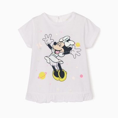 Camiseta Minnie Feliz
