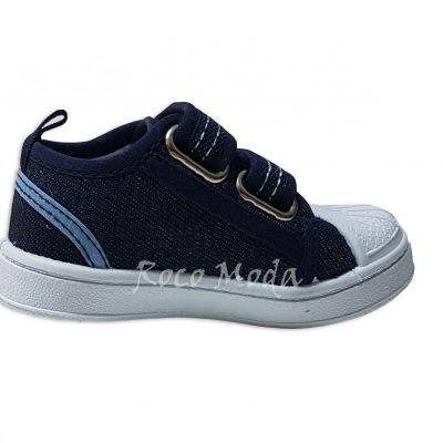 Lona Ancla Velcros Azul Marino
