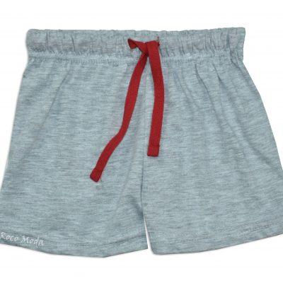 Pijama Barco Rayas Rojo