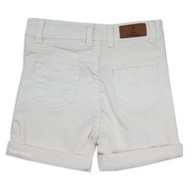 Short Blanco Bebe