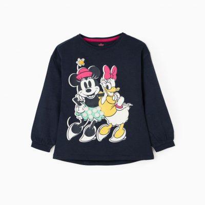 Camiseta Minnie/Daisy