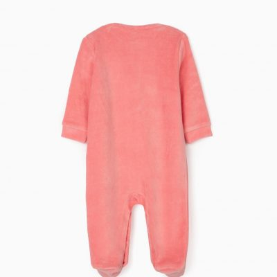 Pijama Gatito Rosa Palo