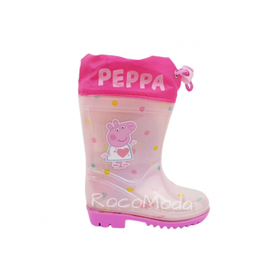 Botas Peppa Pig